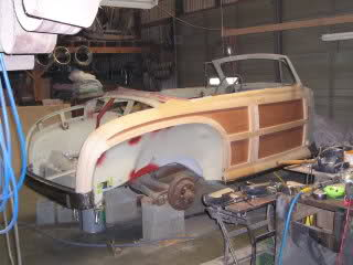 Woodie Convertible